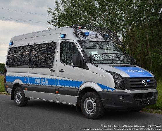 Policja Zawiercie: Zawierciański Tytan na emeryturze