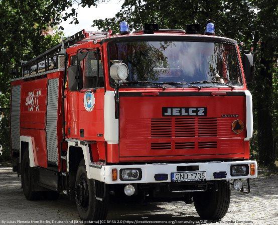 KPPSP Zawiercie:      Pożar lasu
